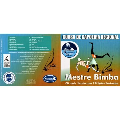 CD Mestre Bimba : Curso de Capoeira Regional