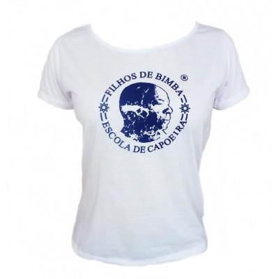 """T-shirt Officiel """"Filhos de Bimba"""" Femme"""