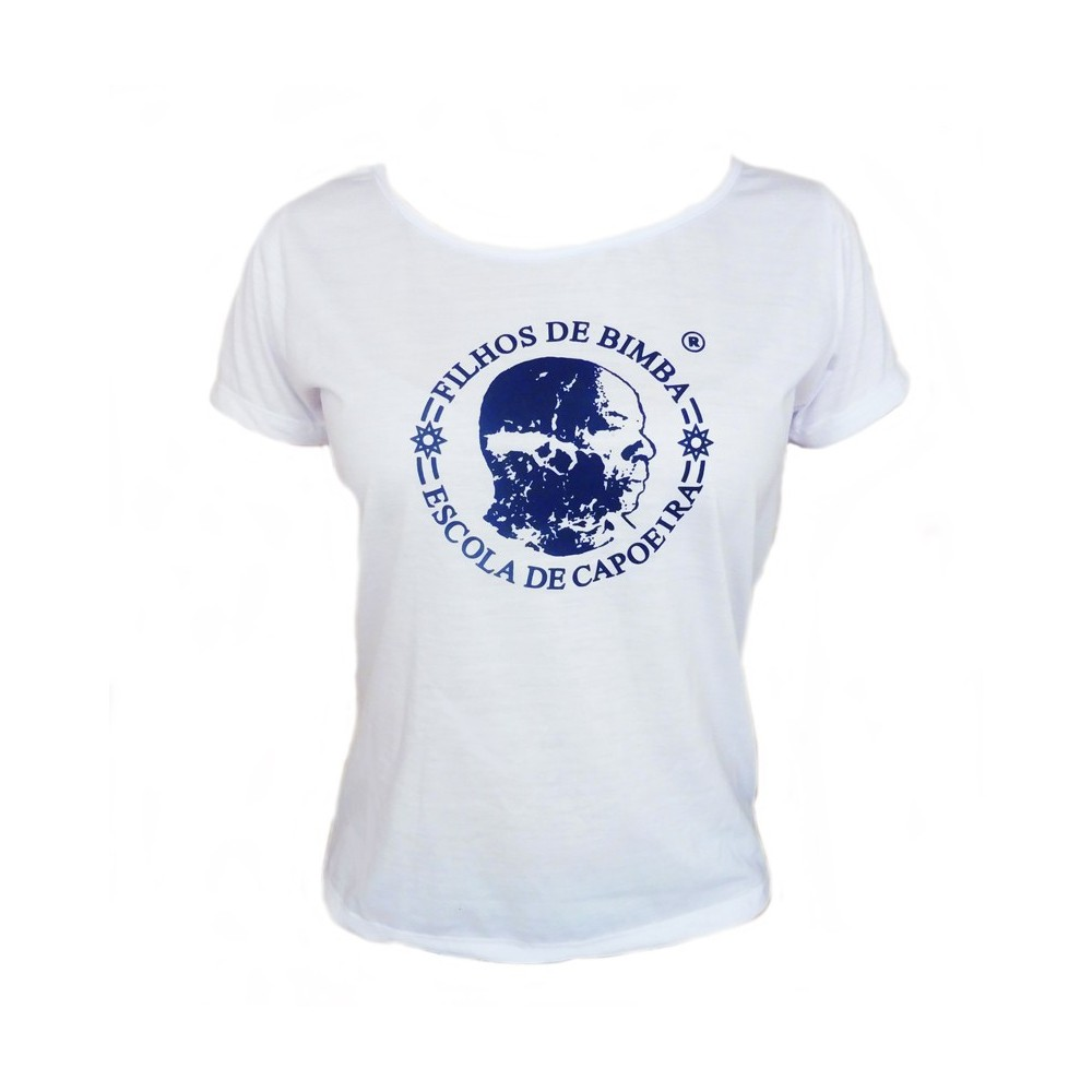 "Camiseta oficial ""Filhos de Bimba"" Mujer"