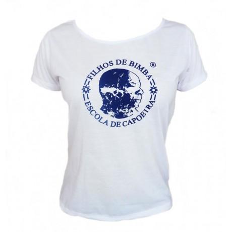 """Camiseta oficial """"Filhos de Bimba"""" Mulher"""