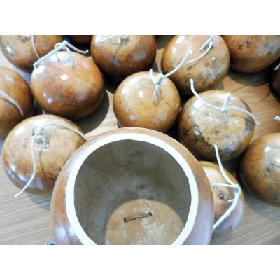 Zucca per Berimbau Viola
