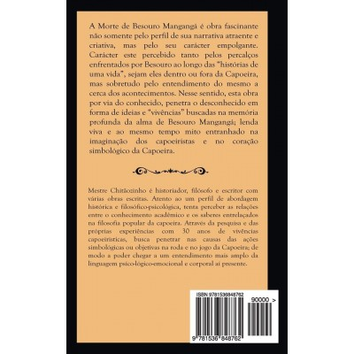 Book : A morte de Besouro Mangangá