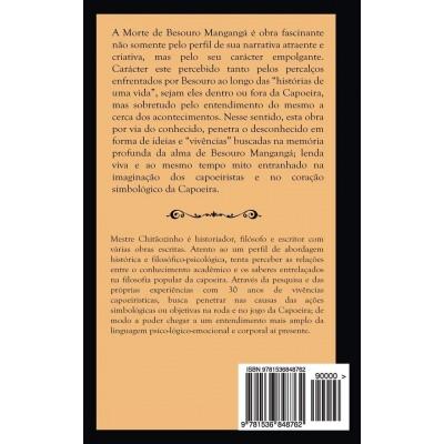 Livre : A morte de Besouro Mangangá