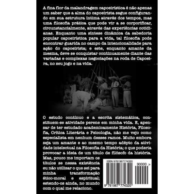 Libro : A Fina Flor da Malandragem Capoeiristica