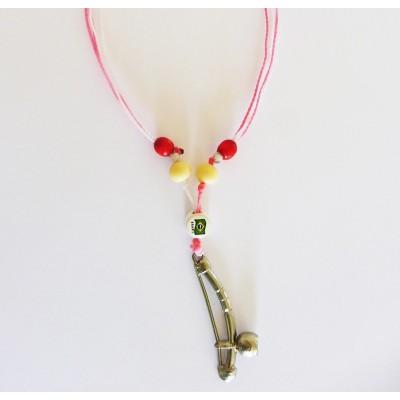 Halskette Anhänger Berimbau RB