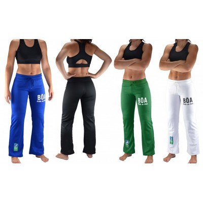 Women's Capoeira Pants - Boa