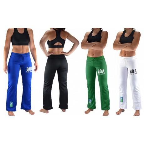 Women's Capoeira Pants - Boa