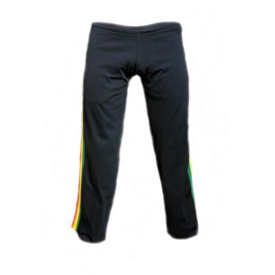 Pantaloni Capoeira Nero Giamaica