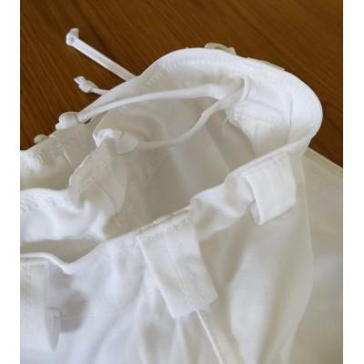 Calças branca mulher e homem (abadá)