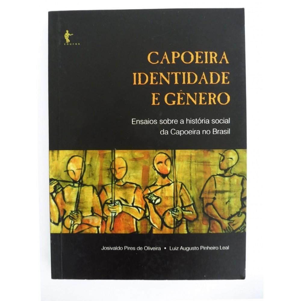 Libro: Capoeira Identidade e Gênero