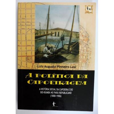Livro: Política da Capoeiragem