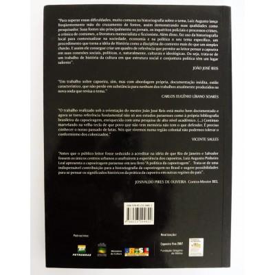 Book: Política da Capoeiragem