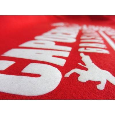 Capoeira Hoodie - Unisex Real Play Red