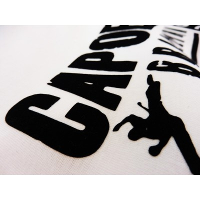 Tshirt Capoeira Dona - Real Play