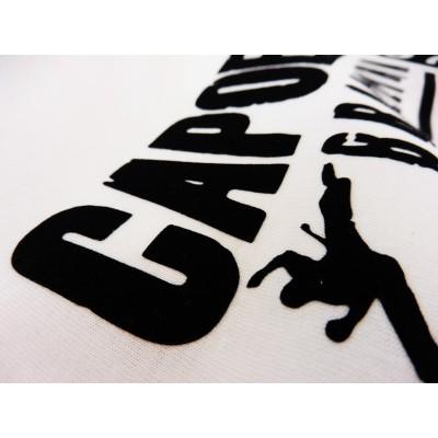 Tshirt Capoeira Mujer- Real Play