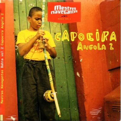 CD Mestres Navegantes : Bahia vol.2