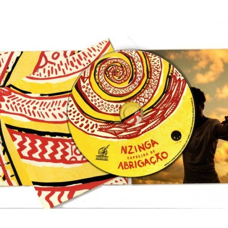 """Cd Nzinga """"capoeira de Abrigaçao"""""""