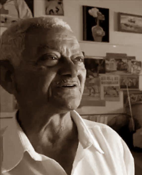Mestre Boca Rica