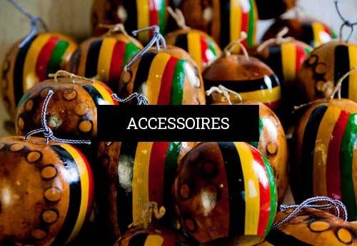 Accessoires pour instruments de Capoeira